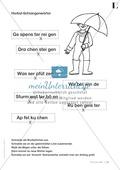 Lese - Rechtschreibschwäche (LRS) - Schwingen - Vertiefung: