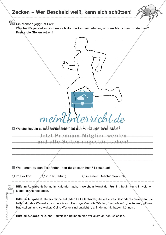 Zeitungsartikel verstehen: Text + Übungen + Lösungen schwer Preview 2