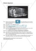 Mathe im Alltag - Wasserkosten für ein Aquarium: Übungen und Lösung Preview 1