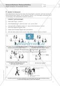 Deutsch-Aufgaben aus dem Alltag - Arbeiten im Restaurant: Übungen und Lösung Preview 3