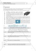 Deutsch-Aufgaben aus dem Berufsalltag - Arbeiten als Fleischer: Übungen und Lösung Preview 4
