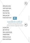Deutsch_neu, Deutsch, Sekundarstufe II, Primarstufe, Sekundarstufe I, Lesen, Schriftspracherwerb, Leseverstehen und Lesestrategien, Grundlagen, Lesestrategien, Historische Entwicklung, Lesetechniken