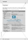Die Bewegung des Menschen: Lehrerübersicht, Schülermaterial, didaktische Konzeption, Test Preview 19