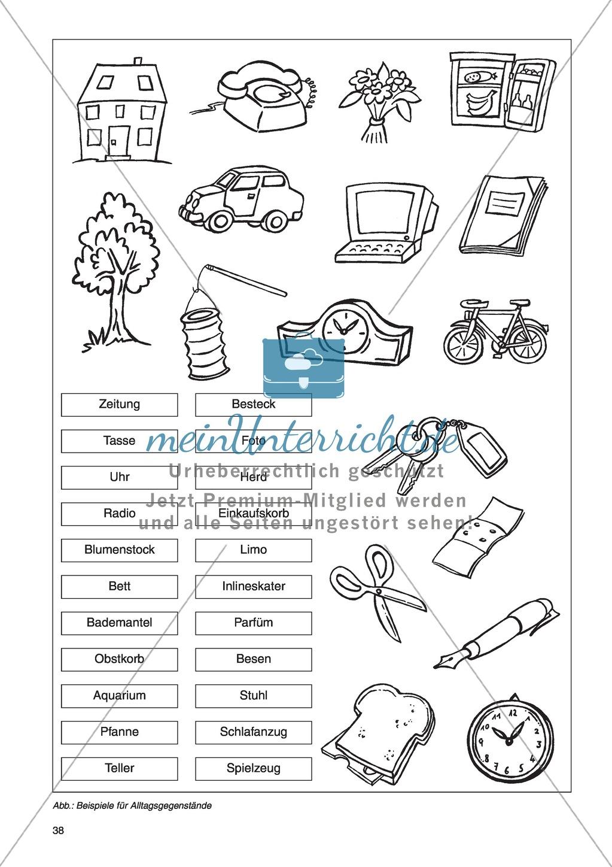 Die Erzählfamilien: Unterrichtsidee Preview 3