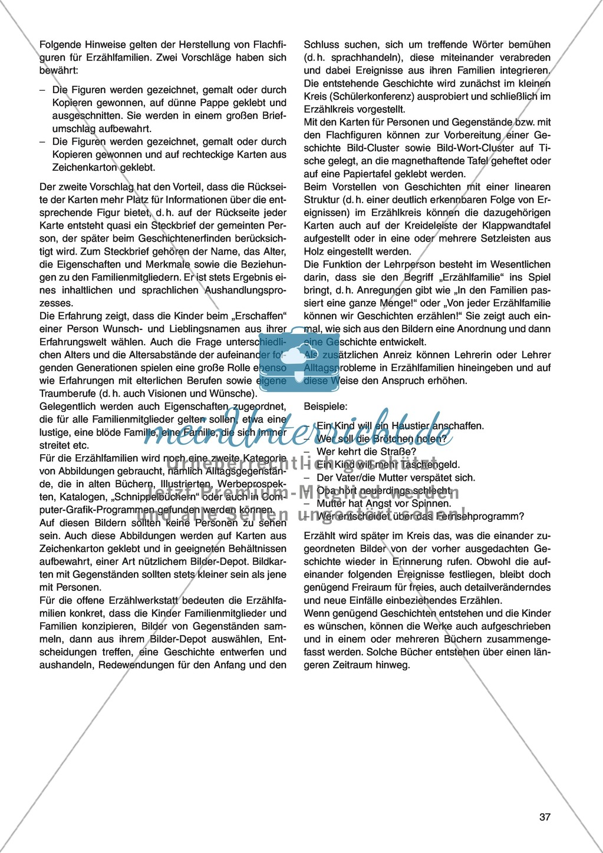 Erzähl mal was! Erzählkompetenzen in der Grundschule - kreative Unterrichtsideen: Material komplett Preview 32