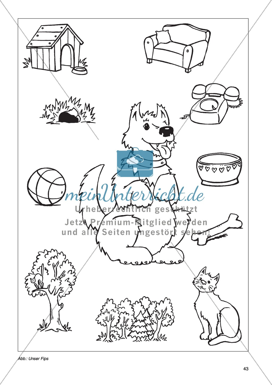 Erzähl mal was! Erzählkompetenzen in der Grundschule - kreative Unterrichtsideen: Material komplett Preview 38