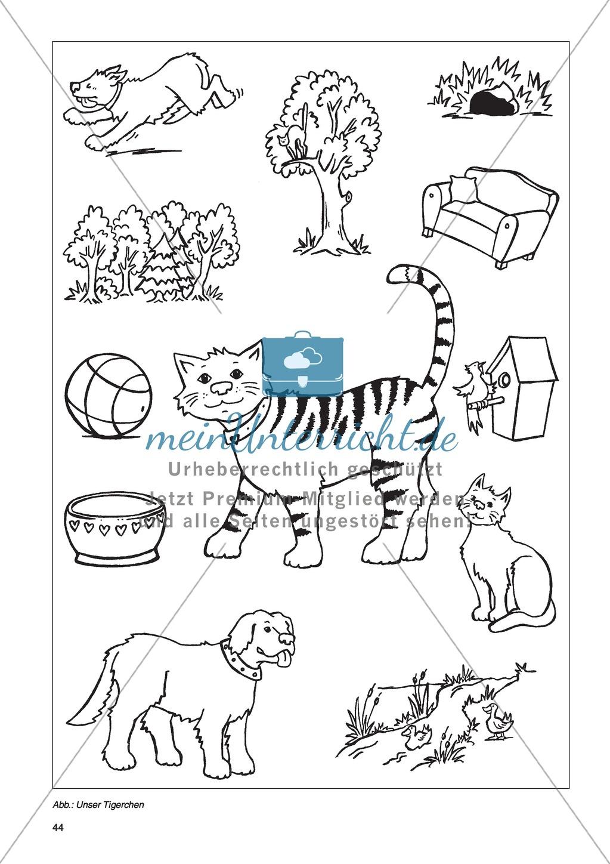 Erzähl mal was! Erzählkompetenzen in der Grundschule - kreative Unterrichtsideen: Material komplett Preview 39