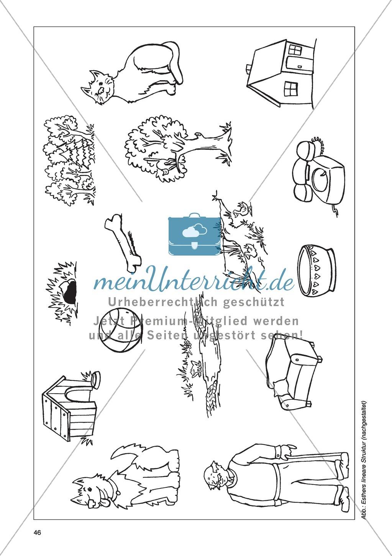 Erzähl mal was! Erzählkompetenzen in der Grundschule - kreative Unterrichtsideen: Material komplett Preview 41