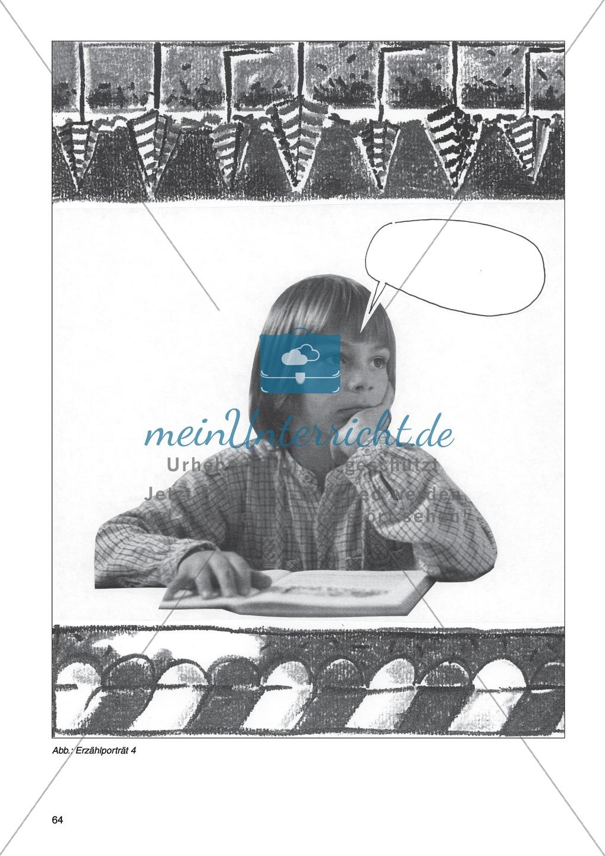 Erzähl mal was! Erzählkompetenzen in der Grundschule - kreative Unterrichtsideen: Material komplett Preview 59