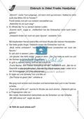 Leseförderung Einbruch in Onkel Franks Handyshop: Text, Arbeitsblätter und Lösungen Preview 2