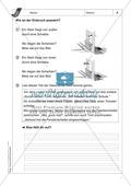 Leseförderung Einbruch in Onkel Franks Handyshop: Text, Arbeitsblätter und Lösungen Preview 3
