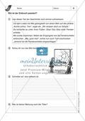 Leseförderung Einbruch in Onkel Franks Handyshop: Text, Arbeitsblätter und Lösungen Preview 4