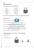 Deutsch, Lesen, Sprache, Schriftspracherwerb, Leseverstehen und Lesestrategien, Semantik, Lesekompetenz, Textkompetenz, Synonyme