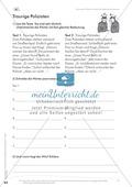 Lesekompetenz: Synonyme: Wörter mit ähnlicher Bedeutung finden: Arbeitsblätter und Lösungen Preview 3