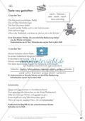 Lesekompetenz: Synonyme: Wörter mit ähnlicher Bedeutung finden: Arbeitsblätter und Lösungen Preview 4