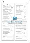 Lesekompetenz: Synonyme: Wörter mit ähnlicher Bedeutung finden: Arbeitsblätter und Lösungen Preview 7