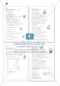Lesekompetenz: Falsche Wörter finden und ersetzen: Arbeitsblätter und Lösungen Preview 8