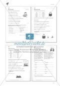 Lesekompetenz: Falsche Wörter finden und ersetzen: Arbeitsblätter und Lösungen Preview 9