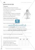 Lesekompetenz: Formulieren: Sätze bilden, Unterschiede erkennen: Arbeitsblätter und Lösungen Preview 4