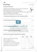 Lesekompetenz: Formulieren: Sätze bilden, Unterschiede erkennen: Arbeitsblätter und Lösungen Preview 6