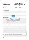 Buchsteckbrief: Arbeitsblatt Preview 1