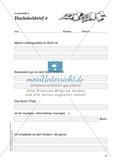 Buchsteckbrief: Arbeitsblatt Preview 2
