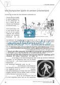 Lückentext: Die Olympischen Spiele im antiken Griechenland Preview 1