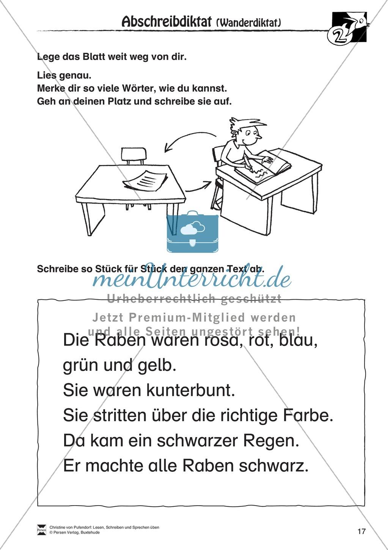 """Lesen - Schreiben - Sprechen: """" Als die Raben (...) """" Lesekarten + Arbeitsblätter zur Sprachförderung Preview 14"""