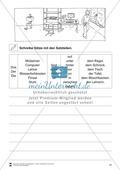 Artikel, Präpositionen und Nomen: Übungen rund um die Klasse Preview 15