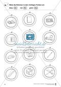 Artikel, Präpositionen und Nomen: Übungen rund um den Ranzen Preview 2