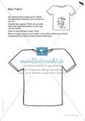 Fantasiereise, Wer bin ich?, Mein T-Shirt Preview 3