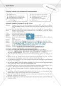 Berufe - Koch und Köchin: Fachbegriffe und Erklärungen - Aufgabe + Lösungen Preview 2