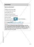 Stationentraining Farben: Arbeitsblätter mit Lösungen, Diktat Preview 14