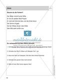 Stationentraining Farben: Arbeitsblätter mit Lösungen, Diktat Preview 15
