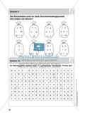 Stationentraining Kalender: Arbeitsblätter mit Lösungen, Diktat Thumbnail 9