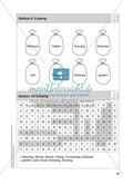 Stationentraining Kalender: Arbeitsblätter mit Lösungen, Diktat Thumbnail 10