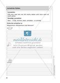 Stationentraining Zahlen: Arbeitsblätter mit Lösungen, Diktat Preview 1