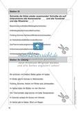 Stationentraining zum Wetter: Arbeitsblätter mit Lösungen, Diktat Preview 11