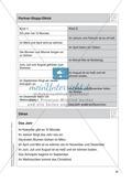 Stationentraining Jahr: Arbeitsblätter mit Lösungen, Diktat Preview 13