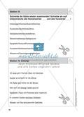 Stationentraining Ernährung: Arbeitsblätter mit Lösungen, Diktat Preview 11