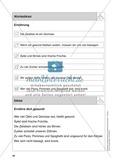 Stationentraining Ernährung: Arbeitsblätter mit Lösungen, Diktat Preview 13