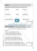 Stationentraining Hecke: Arbeitsblätter mit Lösungen, Diktat Preview 9