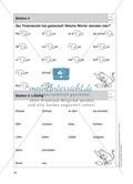 Grundwortschatz Deutsch Schreiben: Klasse - Tintenteufel Preview 1