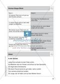 Grundwortschatz Deutsch Schreiben: Schule - Partner-Stopp-Diktat Preview 1