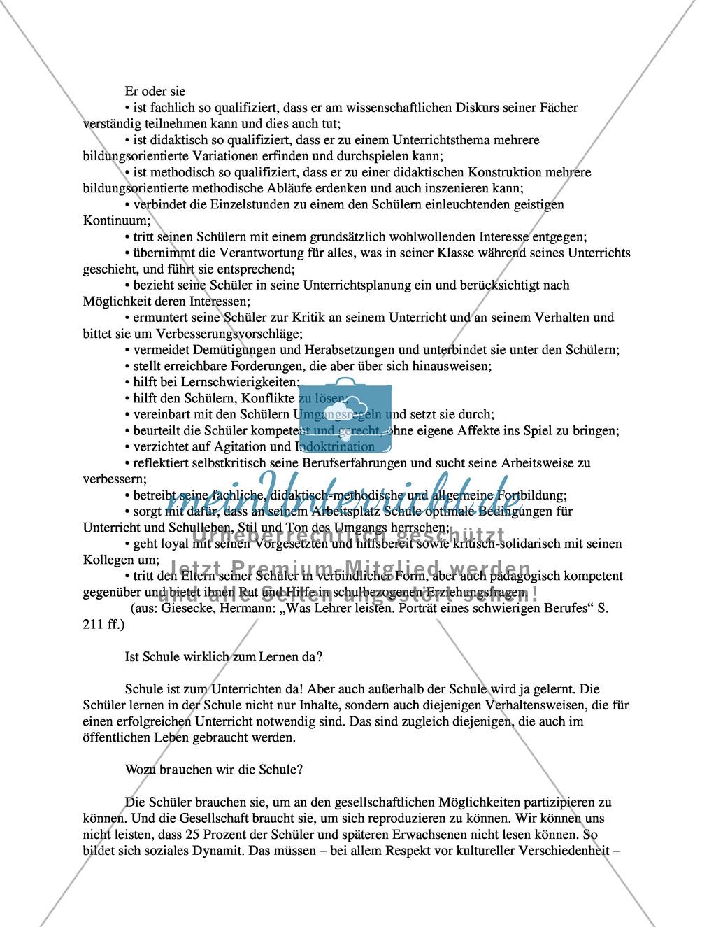 Kraftpaket für Lehrer - Expertengespräch: Pädagoge Preview 7
