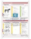 Fachwortschätze: Pferd und Fahrrad Preview 3