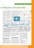"""""""Schreibgeheimnisse"""" in Texten entdecken und ergründen Preview 2"""