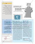 Sprachliche Bilder erfahren und interpretieren Preview 1