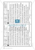Die Feriengeschichte: Text und Bearbeitungsbogen Preview 3