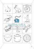 Lausch- und Reimaufgaben: Übungen und Spiele, Kopiervorlagen Preview 13